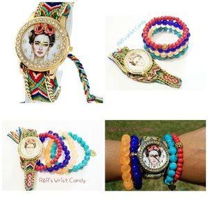 Accessories - Frida Kahlo watch